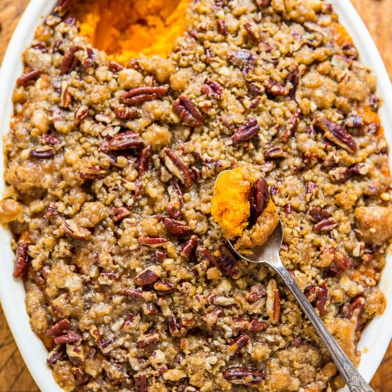 Sweet Potatoe Dishes: Southern Sweet Potato Casserole